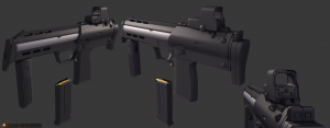 MP7A1 High Poly Final