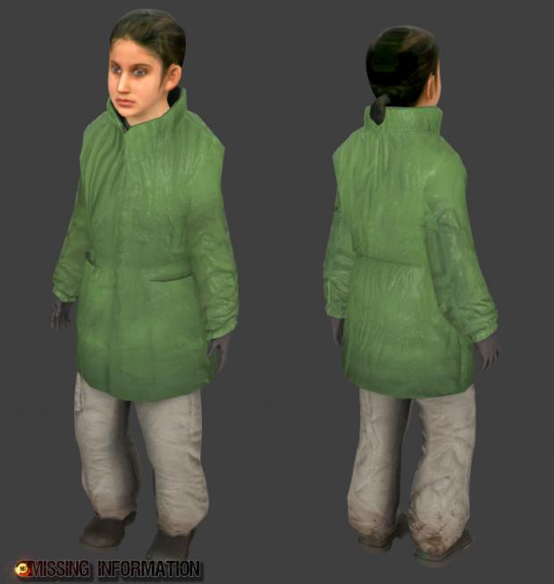 Female Child Worker