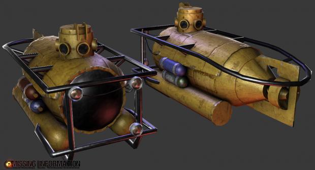 Borealis Submarine