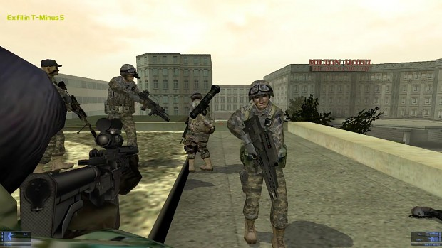 Ghost Recon: Heroes Unleashed v1.0.0b9 Screenshot