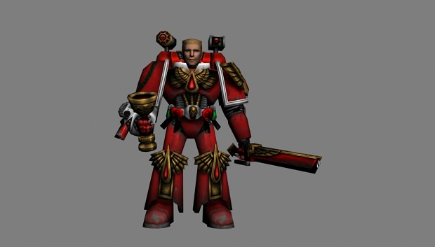 Reworked Sanguinary High Priest