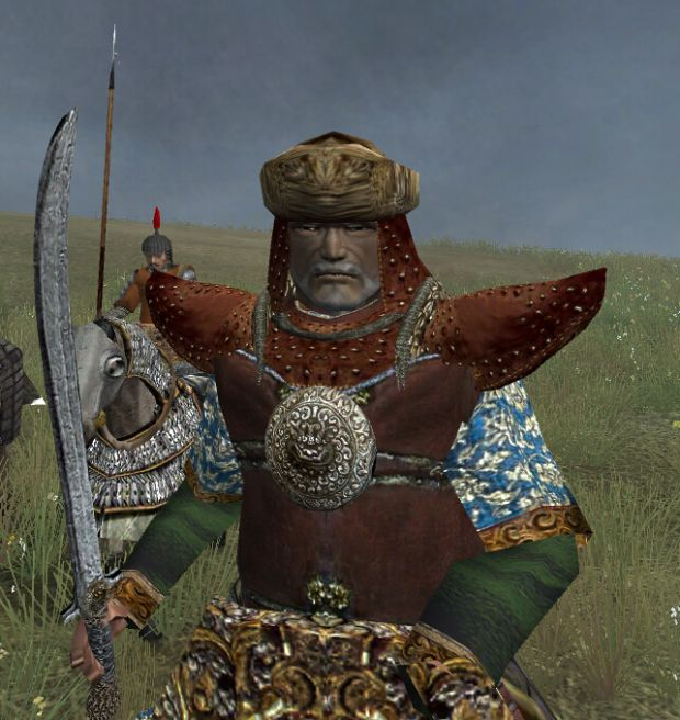 Terms Of Use: Mongol Khan, General Unit Image