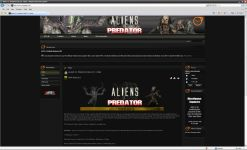 AVP GOLD 2.0 ~ Website Finshed