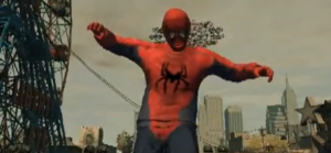 Spiderman Mod v2 Screenshot