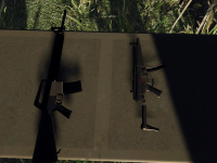 Some Custom guns
