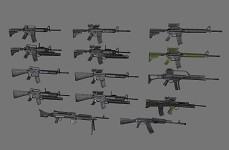 ZombieMod Gun Wall