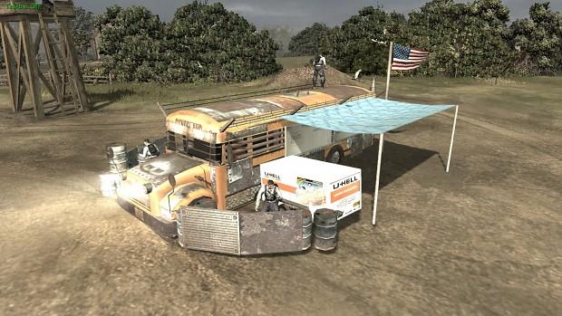 Survivor Headquarters