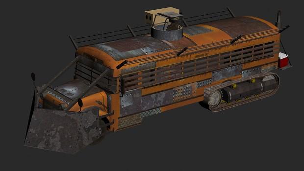 [February Update] Battlebus Reborn