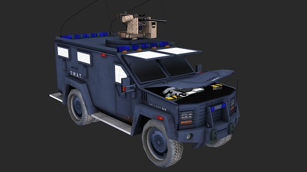 SWAT Armored Rescue Vehicle