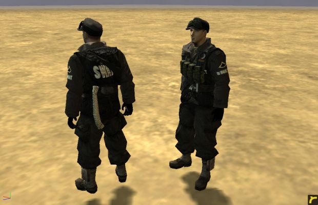 SWAT Sniper