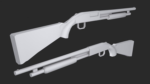 [February Update] Shotguns