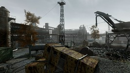 Map: Ghost Town