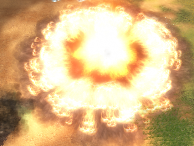 ZC Orbital Bombardment
