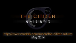 The Citizen Returns site now in Moddb
