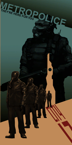 MetroPolice Poster