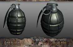 New Grenade Model
