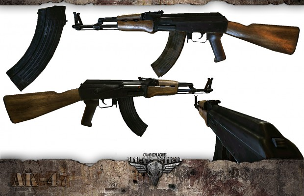 AK-47 inengine