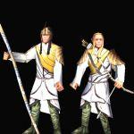 Faolin and Glenwing