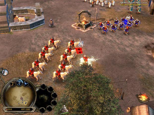 Dwarven Warriors Ingame Screenshots