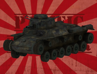 Japanese Tanks