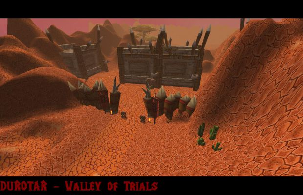 Valley of Trials Exit WIP