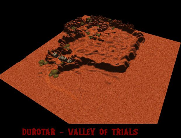 Valley of Trials WIP