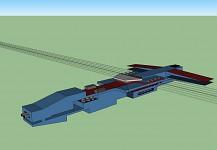 Novan Fast Attack cruiser