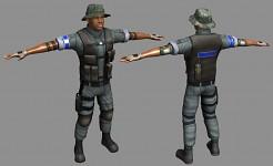 Player model #2