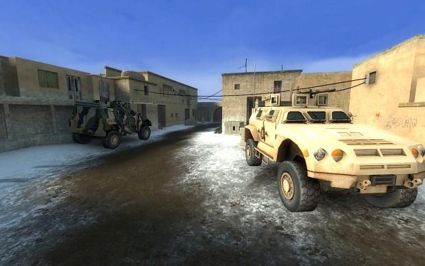 Valanx trucks ingame