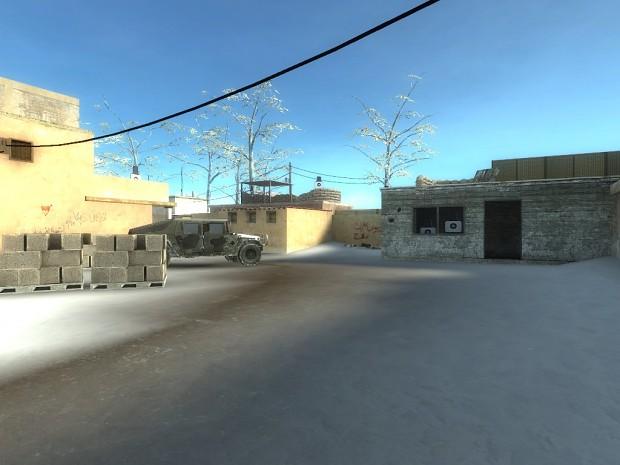 Training Map - Afghanistan