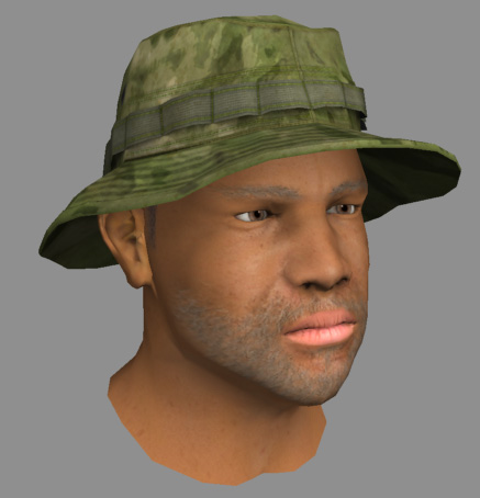 Player headmesh #2