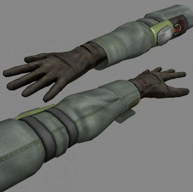 Arm rig #3