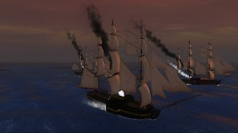 Steam Fleet