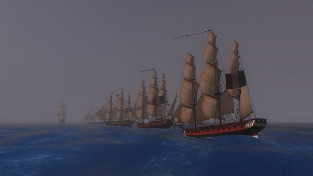 Improved French Fleet