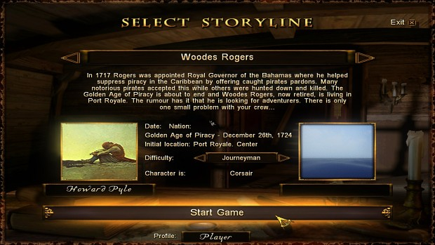 Select Storyline: Settings Enforced