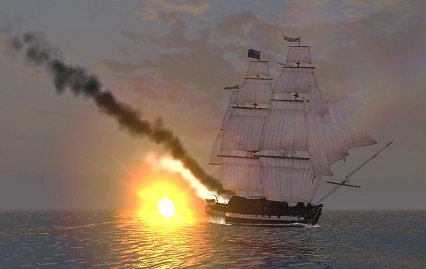The Steam Frigate