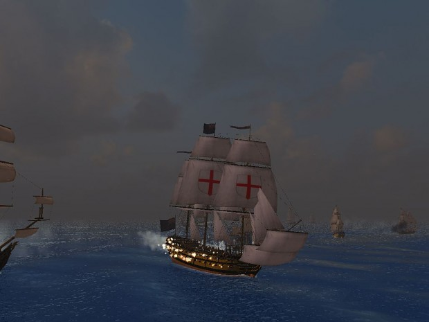 Fun With the HMS Bellona