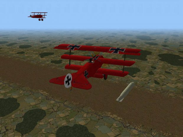 FS-WWI Plane Pack 5 Screenshots