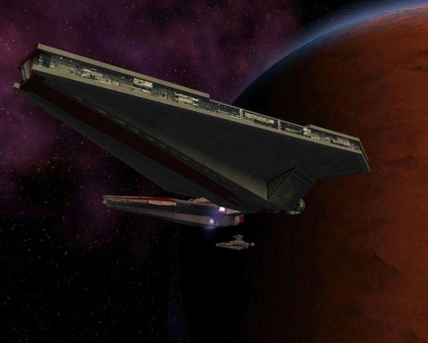 Republic Assault Ship (Acclamator)