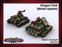 Chinese Dragon Tank