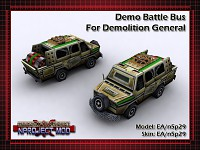 Demolition General Battle Bus