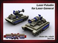 Laser General Laser Paladin