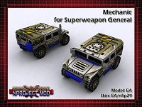 Superweapon General Mechanic