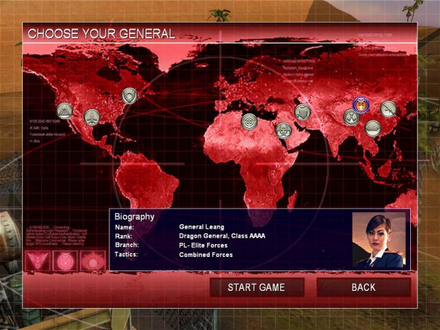 Boss General Challenge