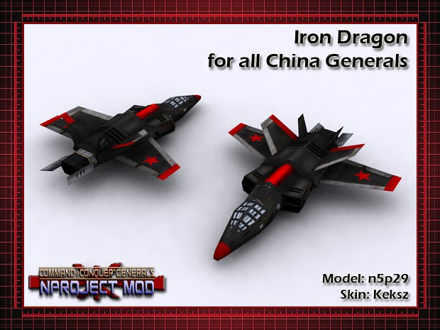 Chinese Iron Dragon