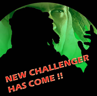 New Challenger Has Come!