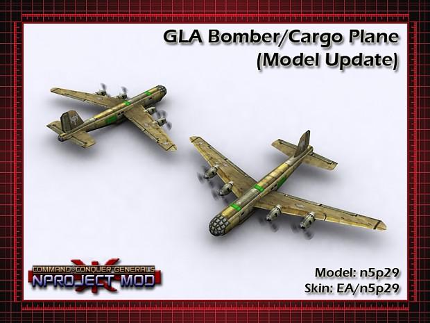 GLA Bomber/Cargo Plane