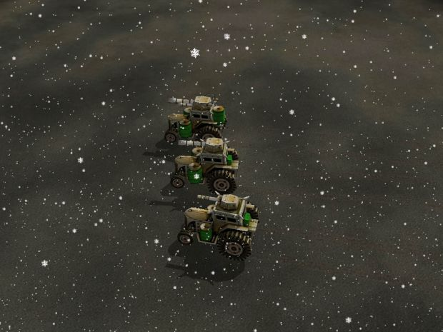 Fixed Toxin Tractor Salvage Upgrade Model