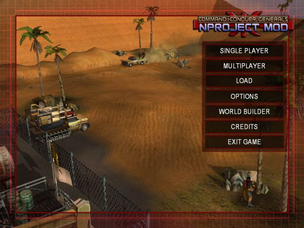 Main Menu (version 2)