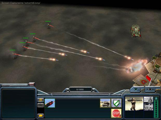 New Missile Defender Laser Lock